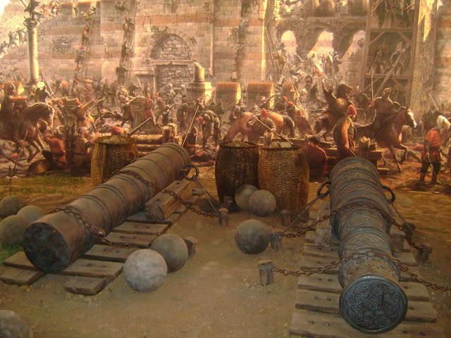 Panorama 1453 Tarihi Müzesi 04