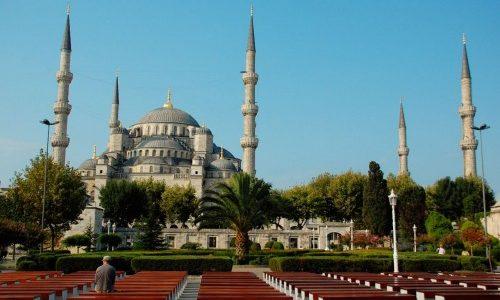 İstanbul Sultan Ahmet Camii, Tarihi, Nerede, Nasıl gidilir?