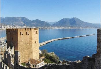 Alanya Kalesi Giriş Saatleri – Giriş Ücreti Ve Nasıl Gidilir / Antalya