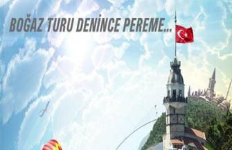 Dentur Avrasya – İstanbul Boğaz Turları ve Haliç Turu