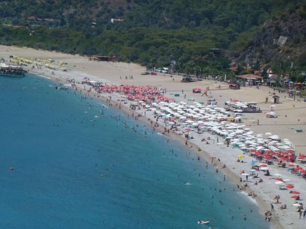 Belcekız Plajı Fethiye 02
