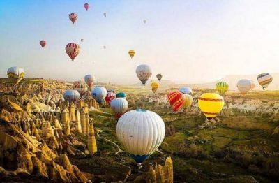Peri Bacaları - Kapadokya 03