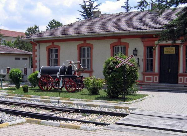 TCDD Müzesi Eskişehir - 01
