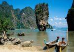 Tayland / Railay Kumsalı - 01