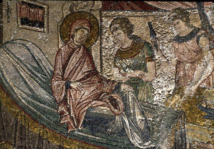 Kariye Müzesi Mozaik