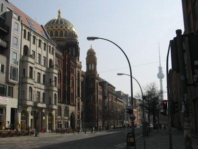 Berlin Neue Sinagogu