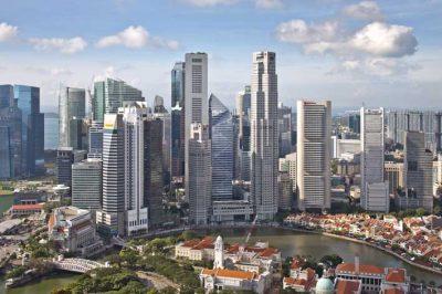 Singapur Raffles Place