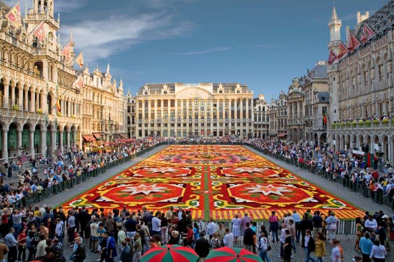 Grand Place - Brüksel - 01