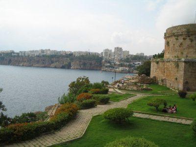 Antalya Hıdırlık Kulesi - 03