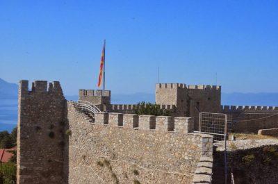Ohrid Kalesi - 03