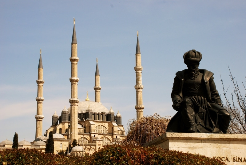 Selimiye Camii - 01