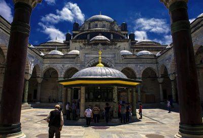 İstanbul Beyazıt Camii - 01