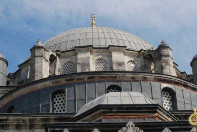 İstanbul Beyazıt Camii - 03