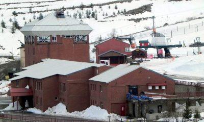 Ödemiş Bozdağ Kayak Merkezi - 01