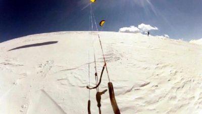 Erciyes-Kayak-Merkezi-Snowkite