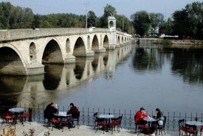 Meriç Köprüsü Edirne - 01