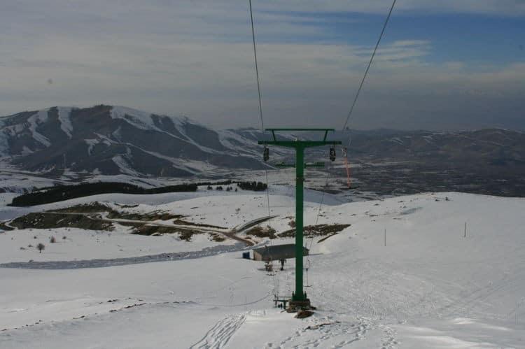 Elazığ Hazarbaba Kayak Merkezi - 01