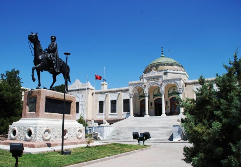 Ankara Etnografya Müzesi - 01