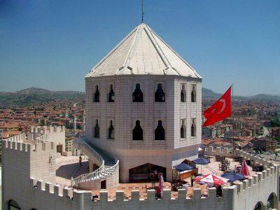 Estergon Kalesi Ankara - 02