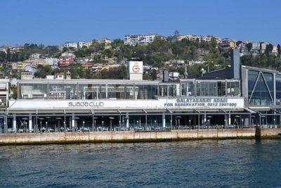 Galatasaray Adası Havuz - 01