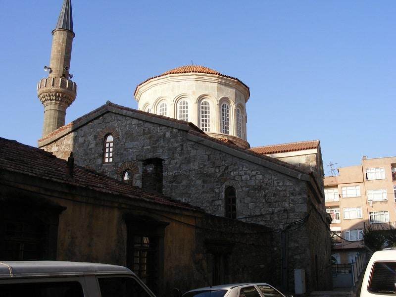 Trabzon Yeni Cuma Camii - 01