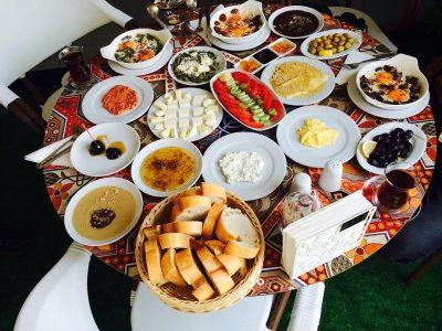 Cumalıkızık Köyü Kahvaltı