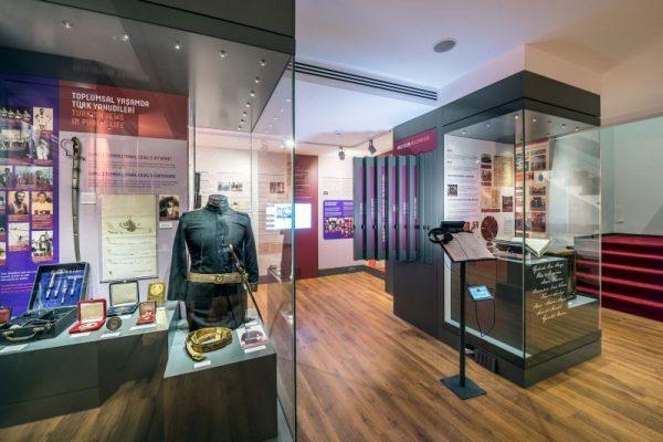 500. Yıl Türk Musevileri Müzesi Giriş Saati