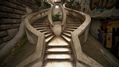 kamondo merdivenlere nasıl gidilir