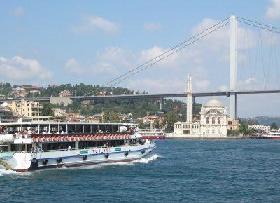 İstanbul Ortaköy Boğaz Turu 03