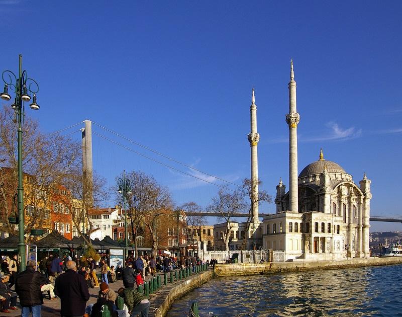 Ortaköy'de Gezilecek Yerler
