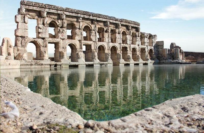 Roma Kral Kızı Hamamı hakkında bilgi