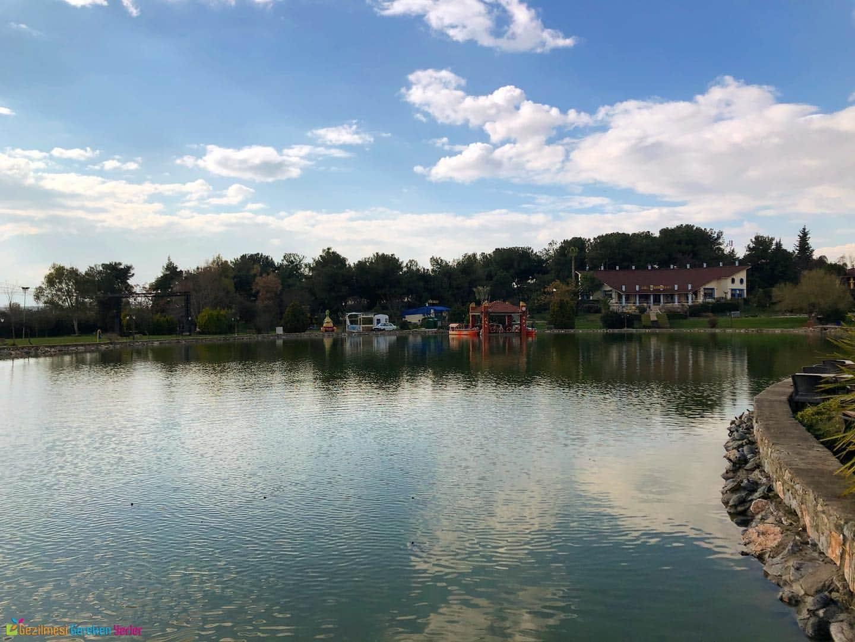 Buca Gölet İzmirde Gidilmesi Gereken 20 Piknik Alanı
