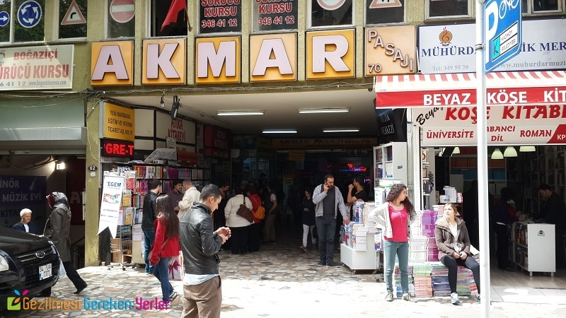 Akmar Pasajı Nerede Nasıl Gidilir Genel Bilgiler Kadıköy