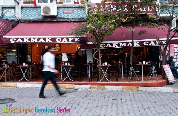 Beşiktaş Çakmak Cafe