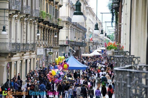 Torino Gezilecek Yerler - Neler var, Neler Yok? / İtalya