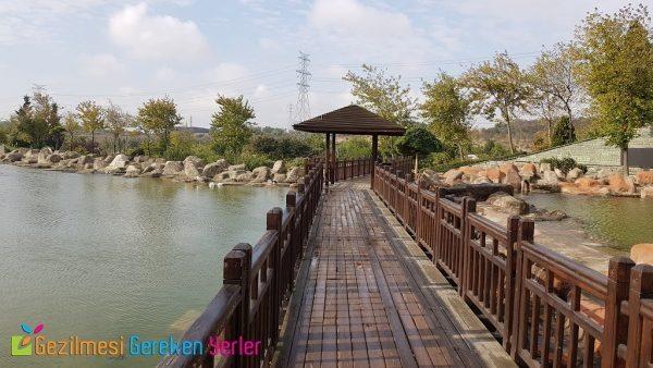 Bayrampaşa Şehir Parkı (AdaPark) Göleti