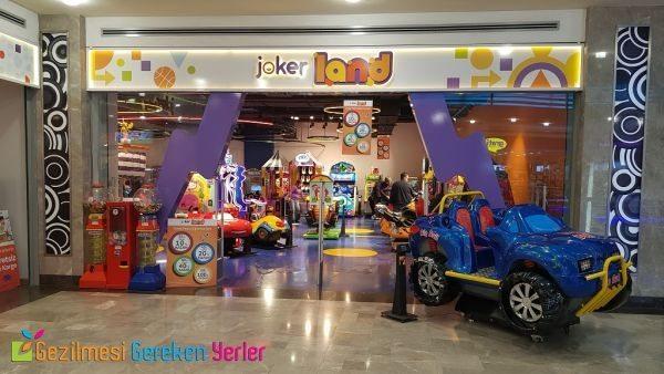 Aqua Florya Alışveriş Merkezi/ Jokerland