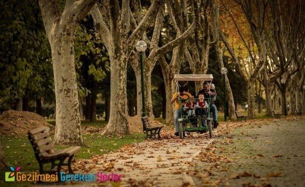 Soğanlı Botanik Parkı Bursa