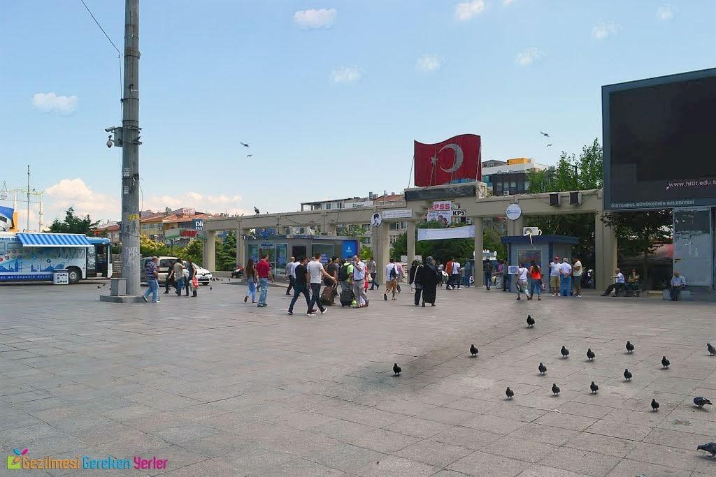 Bakırköy Cumhuriyet Meydanı