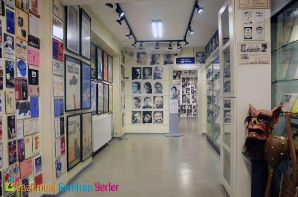 Türvak-Müzesi Afife Jale Sergi Salonu