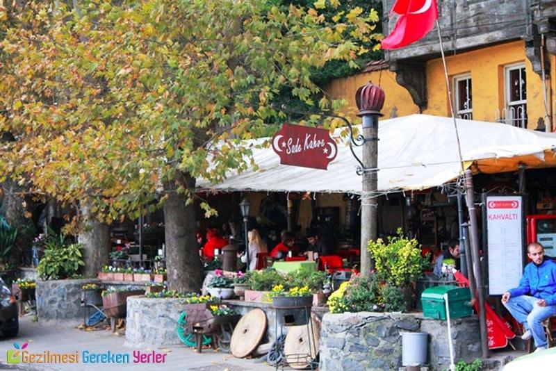 Sade Kahve Cafe