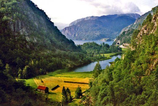 Norveç - Fyord Turu ve Gezilecek Yerleri