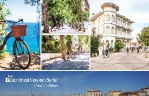 Prens Adaları - İstanbul Adaları Gezilecek Yerler