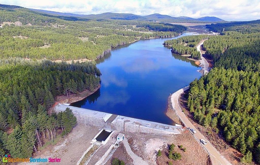 Akdağ Tabiat Parkı ve Akdağ Göleti Gezisi (Nerede, Nasıl Gidilir)
