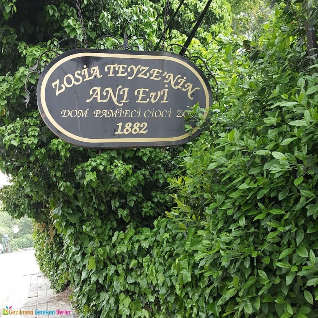 Zosia Teyzenin Anı Evi