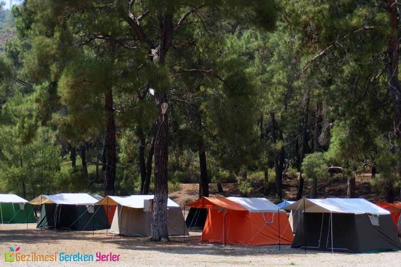 Aksazlar Koyu Kamp Alanı