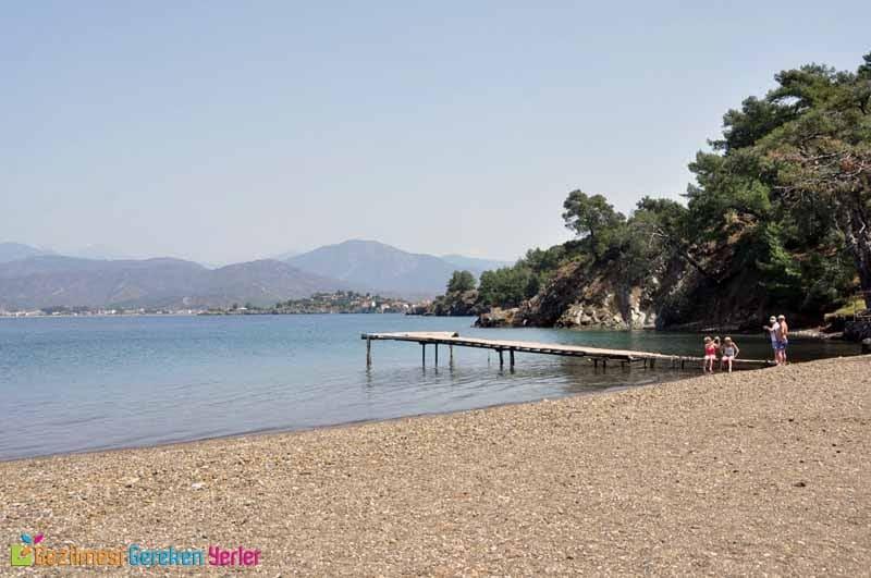 Kuleli Koyu Plajı