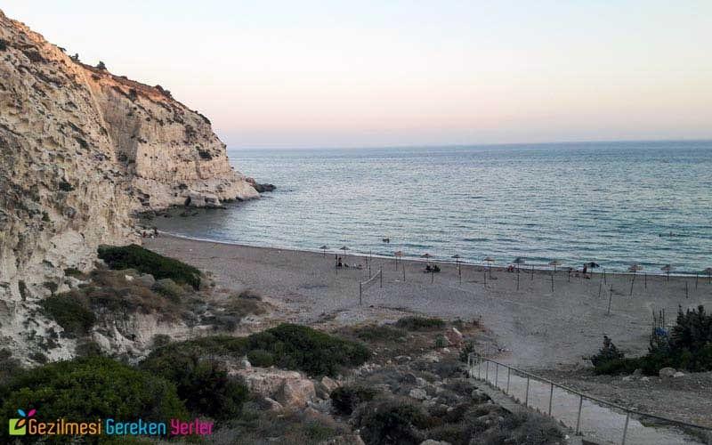 Sığacık Plajı Genel Bilgiler