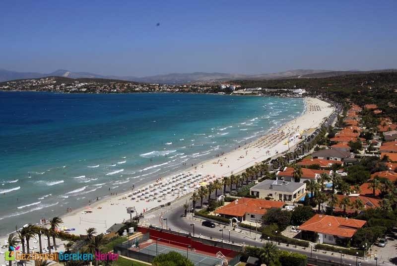 Çark Plajı Giriş Ücreti