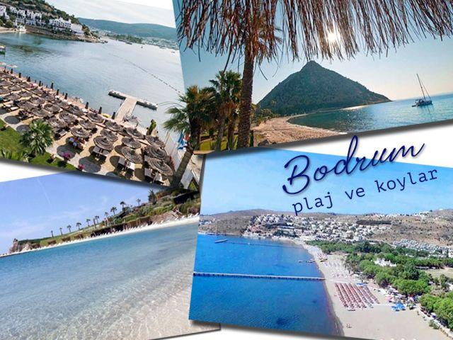 Bodrum Plajları ve Koyları